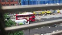 Buses at Western Road, Romford - July 2017