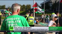 Thank you Celtic: Wave of support for football club waving Palestine flags