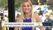 BREAKING NEWS_ Tom Cruise Confirms 'Top Gun 2' Sequel _ Cheddar
