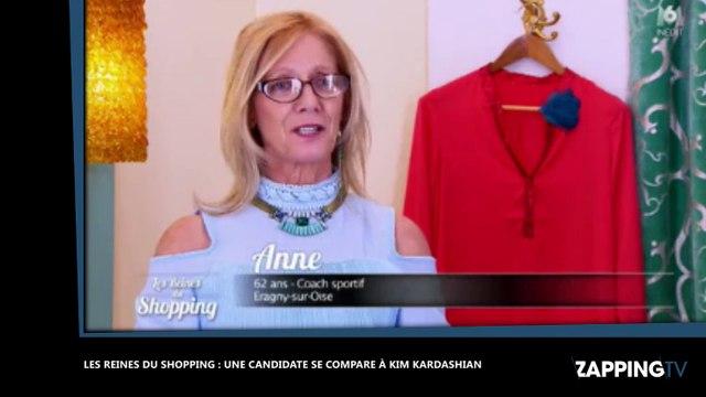 Les Reines du shopping : Une candidate se compare à Kim Kardashian et se fait tacler par ses concurrentes (vidéo)
