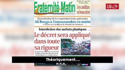 NEWS- La vraie-fausse fin des sacs plastique en Côte-d'Ivoire