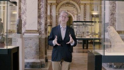 La Chaire du Louvre : Pour une histoire du regard, par Pascal Griener - 1