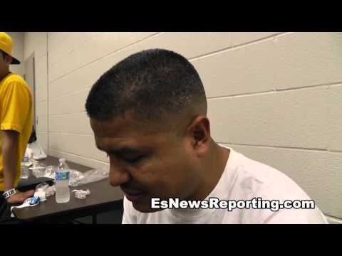 Robert Garcia After Pavlik Victory, Mexican Russian Victory and Saul Rodriguez Victory