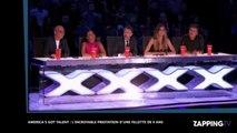 America's Got Talent : l'incroyable performance vocale d'une fillette de 9 ans (vidéo)