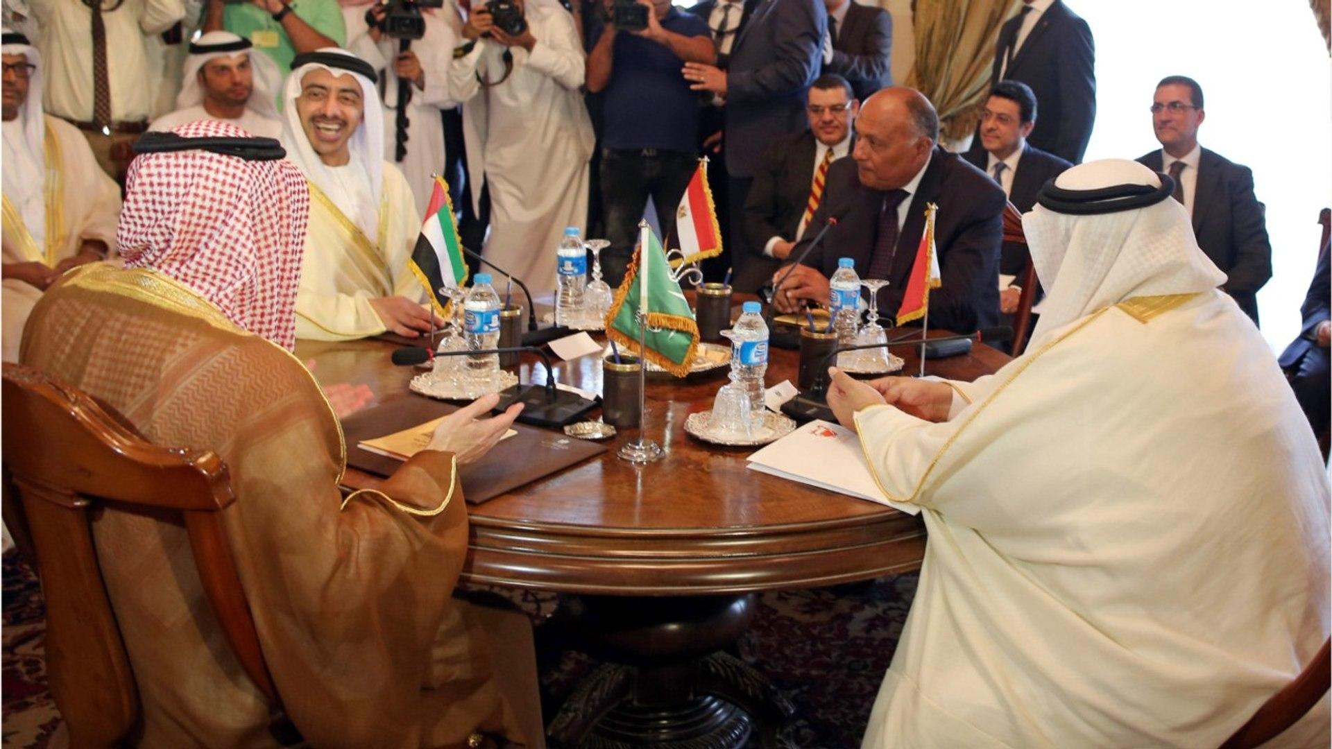 Qatar's US Ambassador: We Can Live Under Arab Embargo 'Forever'