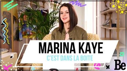 C'est dans la boite n°18 : Marina Kaye