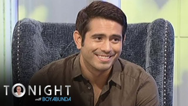 TWBA: Gerald reacts on the issue of Arci taking advantage of him