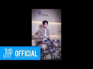 """[POCKET LIVE] DAY6 Dowoon """"Drum Solo"""""""
