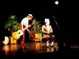 Les clowns Bric et Brac - Maurice Casagranda et Francis Colonel