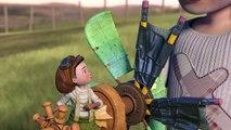 Animación animación Premio floreciendo por Escuela corto el victorioso Cgi 3d hd