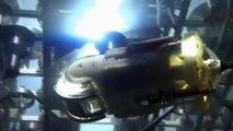 """""""Petit poisson-lune"""" : le robot envoyé pour explorer les réacteurs radioactifs de la centrale de Fukushima"""