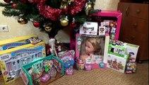 Mis regalos para el nuevo año de Santa Claus