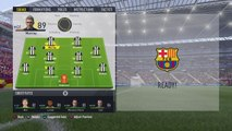 Champions League final 2030 juventus vs Barcelona 2nd half