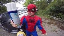 Vie réal homme araignée contre sorcier ⏏ Spiderman contre le sorcier  