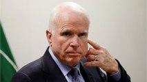 John McCain Breaks Silence After Brain Cancer Diagnosis