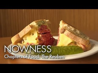 Chapters of Food: The Reuben Sandwich