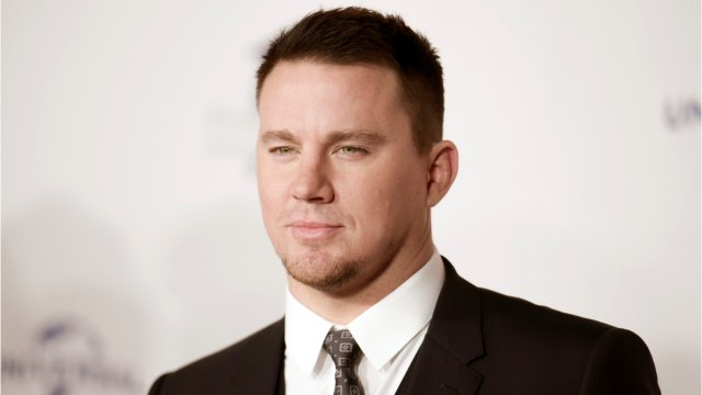 Channing Tatum Overwhelmed By Halle Berry's Beauty