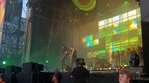 Gorillaz Rhinestone Eyes LIVE Demon Dayz Margate June 2017