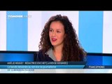 Amélie Mougey : enquêtes, reportages et documentaires en bande dessinée