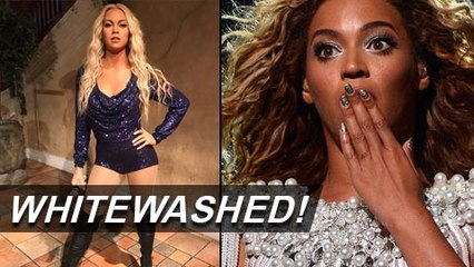 Beyonce Fans Unhappy With Her Wax Statue
