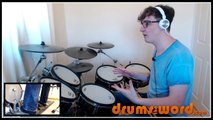 ★ Wont Get Fooled Again (The Who) ★ FREE Drum Lesson | How To Play Drum SOLO (Keith Moon)