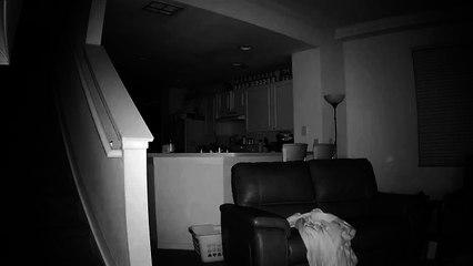 Ces parents vont avoir une surprise en visionnant la caméra de surveillance du salon...