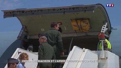 TF1 : Quand Emmanuel Macron se prend pour Tom Cruise