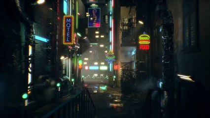 Observer : OBSERVER Gameplay Trailer