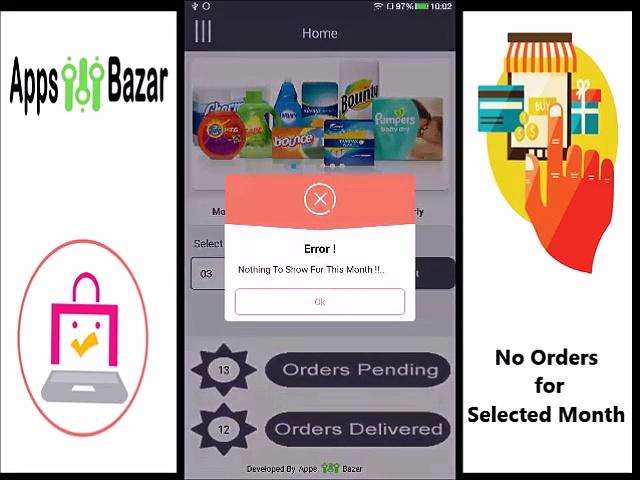 Retail Mobile App   Retail Admin Demo App   AppsBazar