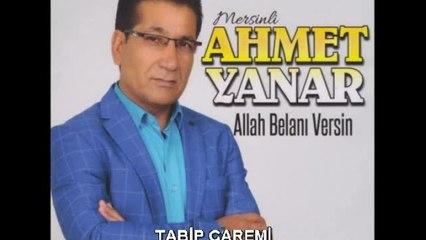 Ahmet yanar - Tabip Çaremi - (Official Audıo)