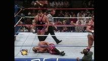 1996.11.11- Owen Hart and British Bulldog vs. Shawn Michaels and Sycho Sid- RAW