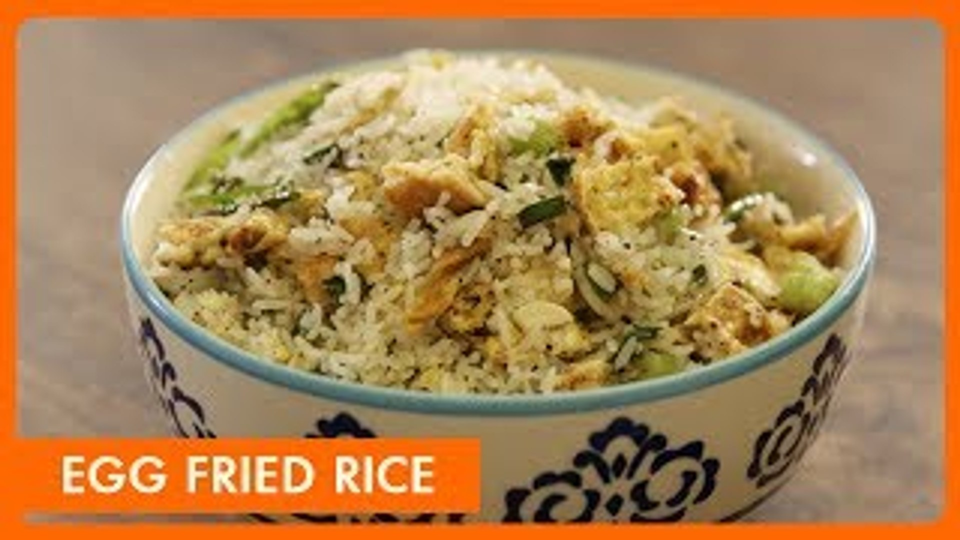 Egg Fried Rice Recipe in Telugu | ఎగ్ ఫ్రైడ్ రైస్ | Fried Rice Recipe | Chinese Style | Vantalu