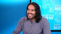 Russell Brand on what Trump and Bernie Sanders have in common