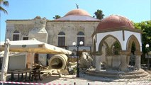 Deadly earthquake rattles tourist spots near Greece, Turkey