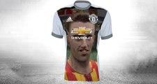 Manchester United'ın Yeni Forması Dalga Konusu Oldu