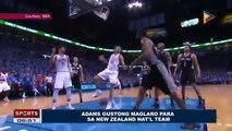 SPORTS BALITA: Adams, gustong maglaro para sa New Zealand National Team