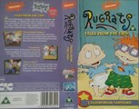 Closing to Rugrats - Tales from the Crib 1996 UK VHS