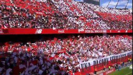 Hinchada del Sevilla F.C