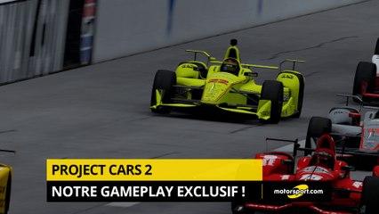 Project CARS 2 - IndyCar au Texas