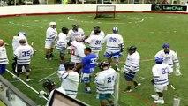 LASNAI Brooklyn Dodgers vs Vermont Voyageurs | Box Lacrosse Game