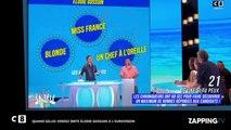 La Télé même l'été, le jeu : Gilles Verdez imite Elodie Gossuin à l'Eurovision (vidéo)