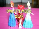 OWLETTE MEETS OLAF PRINCESS ANNA ELSA PAW FROZEN DISNEY PJ MASKS NICKELODEON Toys BABY Videos