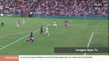 Match amical : L'Olympique Lyonnais vs Ajax (2-0)