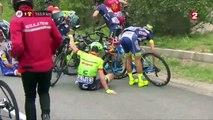 D!CI TV : résumé des faits sportifs durant le passage du Tour dans les Alpes du Sud
