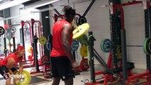 Séance musculation 21 juillet - Préparation physique saison 2017/2018