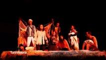 Festival International de Hammamet : Extraits de la pièce de théâtre, Le Radeau