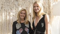 Gwyneth Paltrow and Mom Blythe Danner Don Matching Outfits