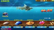 Évolution affamé dans allons de de jouer la recherche requin procédure pas à pas Megalodon 1