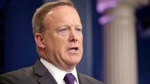 Sean Spicer Resigns From White House Press Secretary Position | THR News