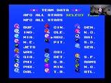 Tecmo Super Bowl NES Houston Oilers Tecmo Madison Training Xİ